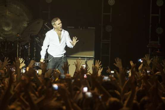 Morrissey has confirmed a new show