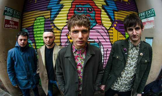 Twisted Wheel are back ! New Tour Dates Announced