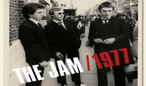 THE JAM ANNOUNCE '1977' 40TH ANNIVERSARY BOX SET
