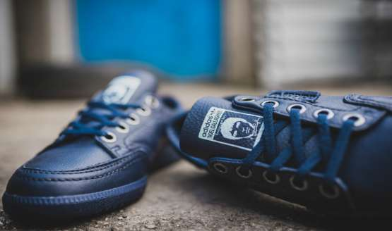 Noel Gallagher and adidas release the Garwen SPZL