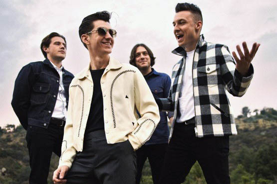 ARCTIC MONKEYS ha compartido un video documental filmado durante su gira por Sudamérica. El video muestra a Alex Turner