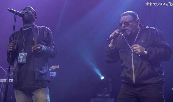 10 Fotos de Black Grape en O2 Glasgow | Exclusivo