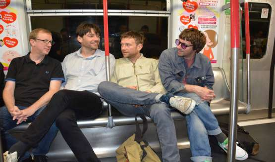 Blur have revealed the trailer for their new documentary 'Blur: New World Towers'...