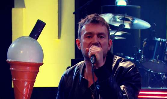 Damon Albarn has dropped a hint about a band