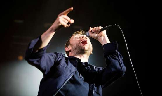 Blur frontman Damon Albarn has been awarded an OBE...