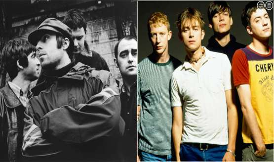 Blur's Graham Coxon has said that the band would support Oasis for £250m...