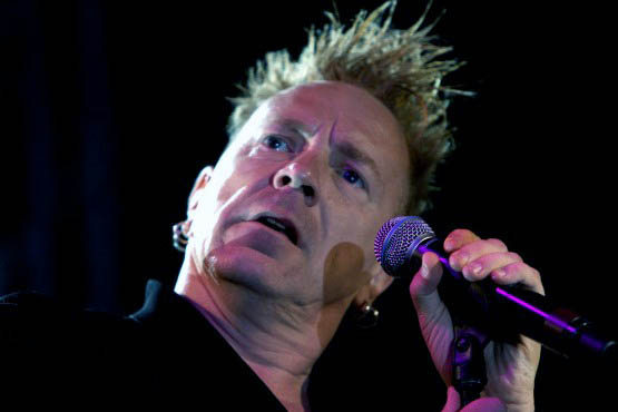 Punk legend John Lydon participated in a bit of a tense interview with Lisa Kennedy Montgomery on the Fox Business Network...