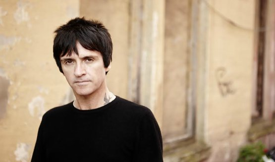 Johnny Marr was born in the city of Manchester, self confessed Man City fan, Marr played in many bands including the Smiths...