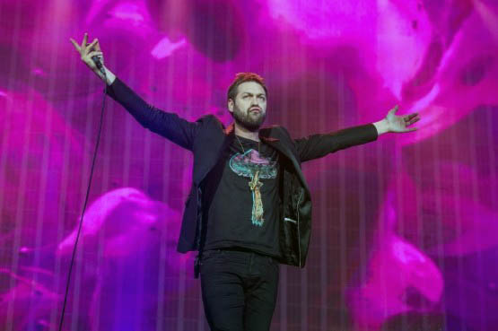 "Kasabian: ""Ed Sheeran is a Lego man"""