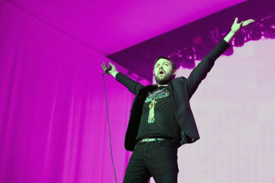Kasabian unveil new music video