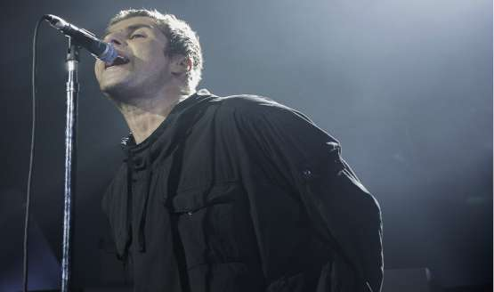 Watch Liam Gallagher perform at The Biggest Weekend