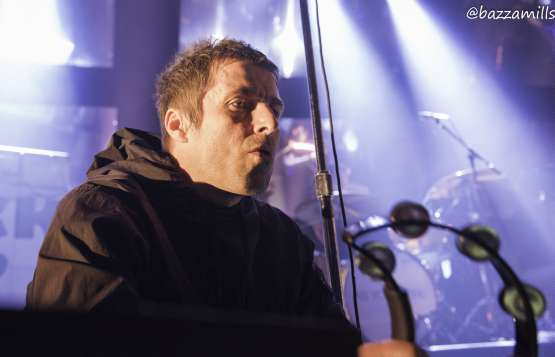 "Liam Gallagher : ""Me gustaría formar una superbanda"""