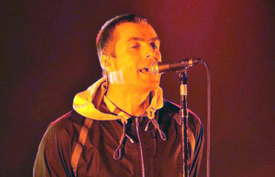 Liam Gallagher finishes first week of rehearsals