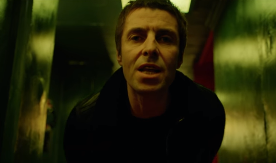 Liam Gallagher revela video oficial para nuevo sencillo 'Wall of Glass'