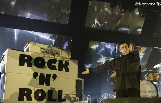 Liam Gallagher on 'As You Were', Ed Sheeran, Noel Gallagher and more