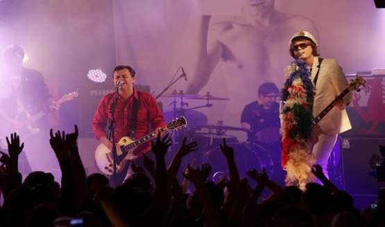 Manic Street Preachers have announced a stadium show at Swansea City Football Club's Liberty Stadium...