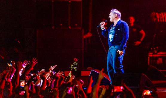Morrissey Live Review & Photos