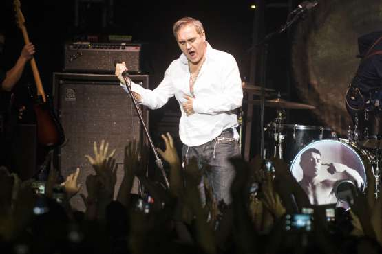 Morrissey signs new management deal