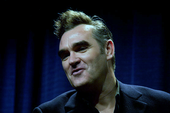 Morrissey has confirmed that his new album is ready