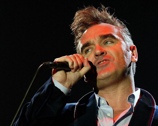 Watch Morrissey's Speech