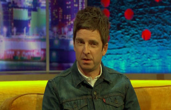Noel Gallagher is driven to Wembley for the Capital One Cup...