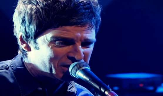 Former Oasis guitarist, Noel Gallagher, has unveiled a new track from his band High Flying Birds, titled 'Here's A Candle (For Your Birthday Cake)'...