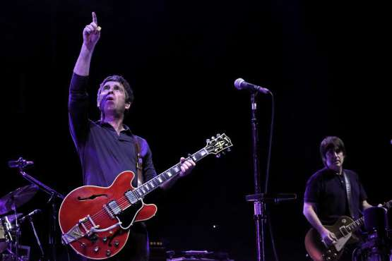Noel Gallagher y The Who en TCT 2017