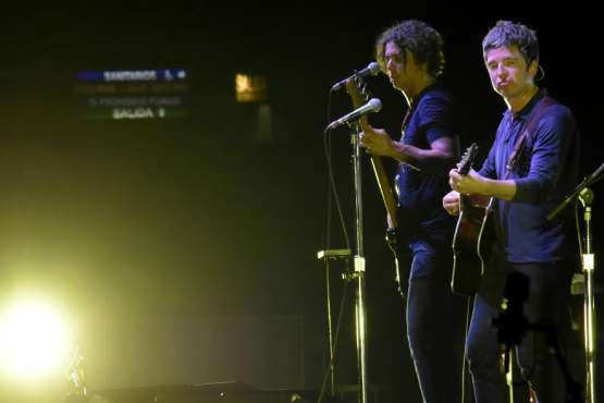 Video | Full set de Noel Gallagher en Suiza
