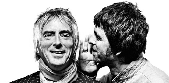 No se pierdan el nuevo tema que Paul Weller y Noel Gallagher