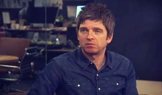 El ex Oasis, Noel Gallagher, ha sido premiado por la revista Noel Gallagher por ser la mejor estrella ...
