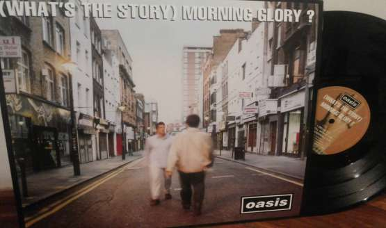 Un 2 de Octubre de 1995 Oasis lanzaba su segundo álbum de estudio What's the Story Morning Glory? ...