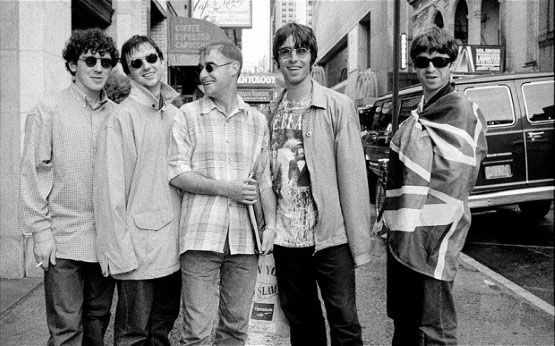 See Oasis rock out to new documentary clip