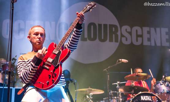 Ocean Colour Scene Exclusive Live Photos