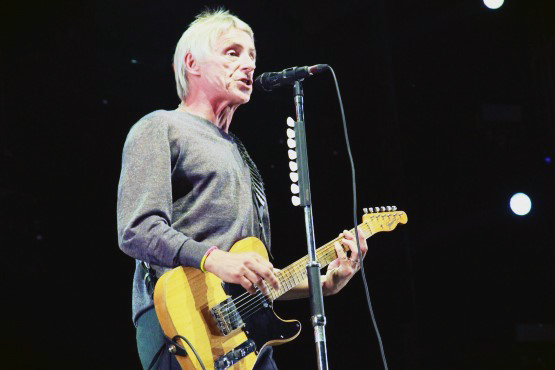 Paul Weller on his new album