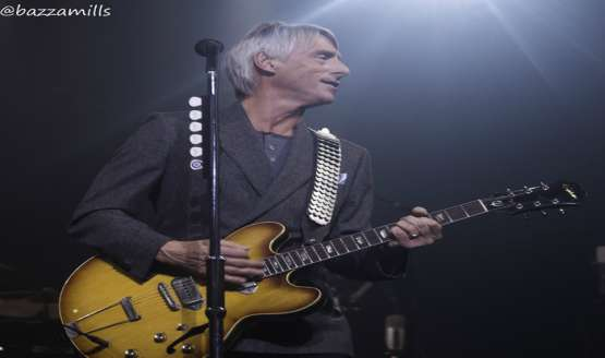 As an army of fans wait eagerly on the release of Saturn's Pattern (Paul Weller's 12th solo studio album) this gig brought an end to the current Weller...