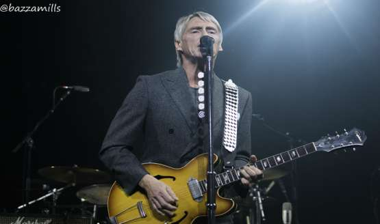 Paul Weller to release 'One Tear' Remix EP + Watch Weller perform live on TBS