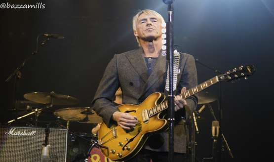 Paul Weller on writing his first film score