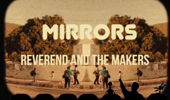 The Sheffield band, Reverned and the Makers come back with a new album due to arrive in October entitled 'Mirrors' ...