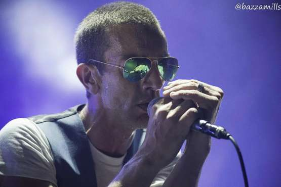 Former The Verve s frontman, Richard Ashcroft