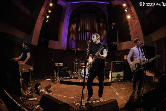 The Spitfires comparten video para su nuevo sencillo