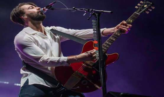 Liam Fray reveals what he would ban from gigs