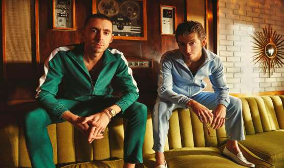 Turner and Kane collaborated on Last Shadow Puppets, but why...