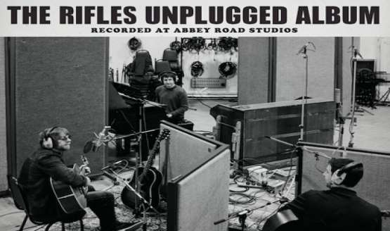The Rifles - Unplugged Album - REVIEW