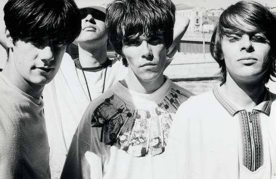 A day like today (31/01), The Stone Roses got involved in one of the most ...