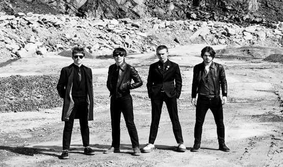Our man in Scotland, Bazza Mills, did an exclusive video interview with The Strypes just after their set at...