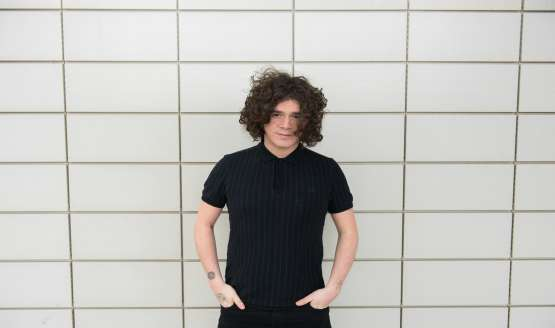 Kyle Falconer presenta nuevo single como solista