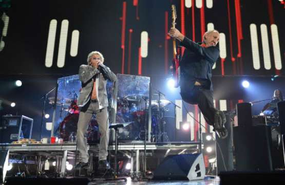The Who confirm first ever South American tour