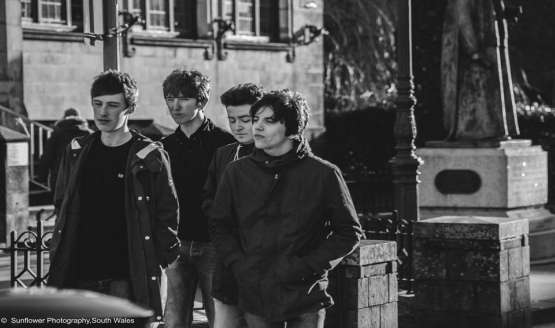 Pretty Vicious is a four piece band from Wales, led Brad Griffiths, who were recently signed by Virgin EMI Records...