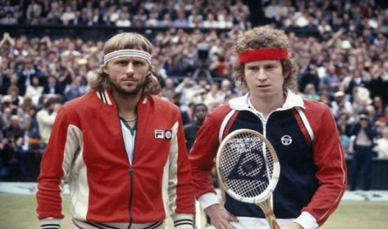 Borg vs McEnroe - The Movie