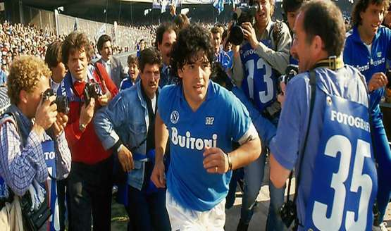 Diego Maradona Documental